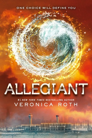 Book Review: Allegiant by Veronica Roth (spoiler free)