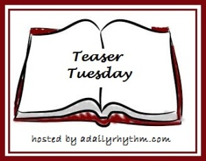 Teaser Tuesday New