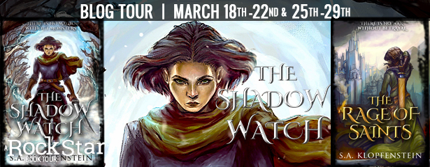 THE SHADOW WATCH SERIES (1)