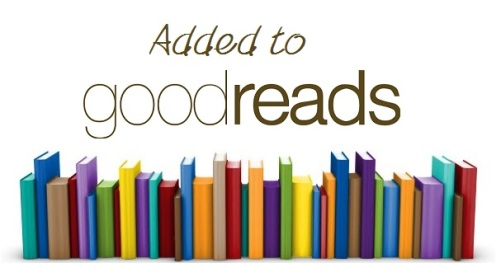 New GoodReads Banner